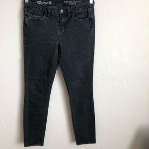 Madewell Skinny Skinny Ankle Denim Jeans